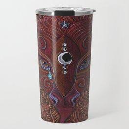 Bison Totem Travel Mug