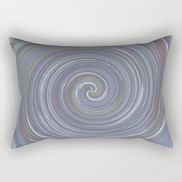 VERTIGO GREY Rectangular Pillow