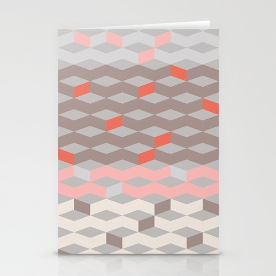 Pattern Collection  Stationery Cards