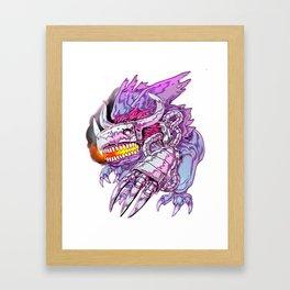 Virus Attribute Framed Art Print