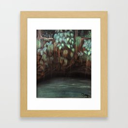 Annadalle Framed Art Print
