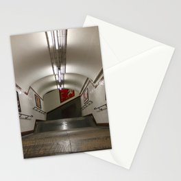 Subway Stories (Pt 15 - Paris, France.) Stationery Cards