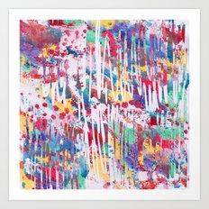 Because colour Art Print