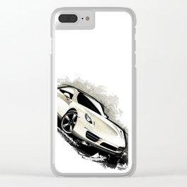 911 50th (Aniversary Edition) Clear iPhone Case