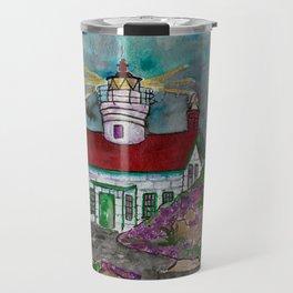 Battery Point Lighthouse Travel Mug