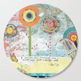 Dreamtime Journey Cutting Board