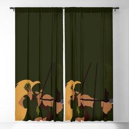 Artemis Minimalism Blackout Curtain