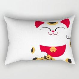 Japan Serie 4 - MANEKI NEKO Rectangular Pillow