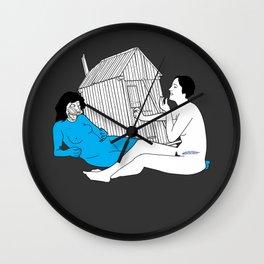 HALLUCIN OASIS Wall Clock