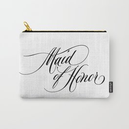 Maid of Honor Carry-All Pouch