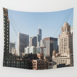 City View Wall Tapestry