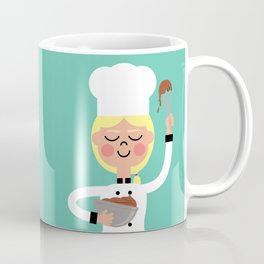 It's Whisk Time! Coffee Mug