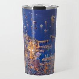 Monaco Sparkles Travel Mug