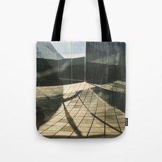 Shreds and Shards Tote Bag
