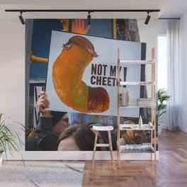 Cheeto-in-Chief Wall Mural