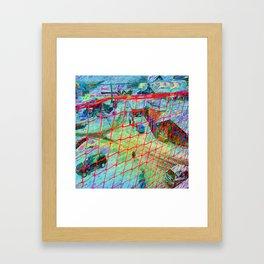 20180102 Framed Art Print