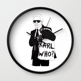 Karl Wall Clock