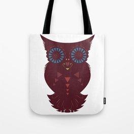 owl.  Tote Bag