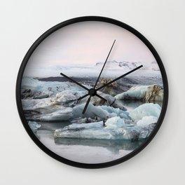 Just Like Heaven IIII Wall Clock