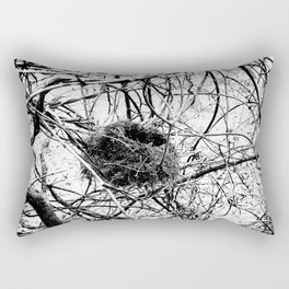 A Home In Chaos Rectangular Pillow