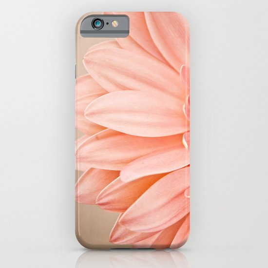 Half a Gerbera  iPhone & iPod Case