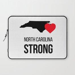 North Carolina strong / Hurricane season Laptop Sleeve