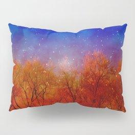 Night on fire Pillow Sham