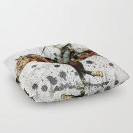 Western Outlaw Cullen Bohannon Floor Pillow