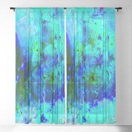 BUGGED Sheer Curtain