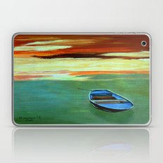 End of the day  Laptop & iPad Skin