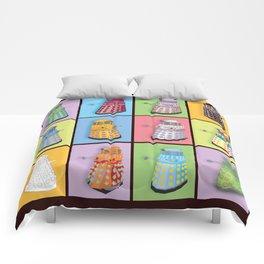 Dalek Dreams Comforters