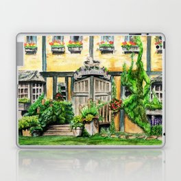 Bad Manor Laptop & iPad Skin