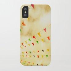 Flags & Color Slim Case iPhone X