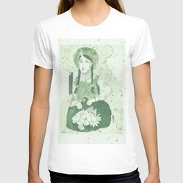 Anne of Gren Gables Green T-shirt