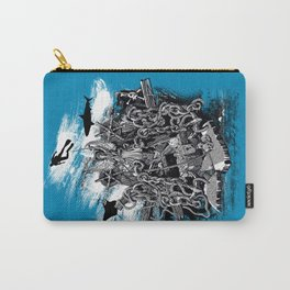 Treasures of the Deep Carry-All Pouch