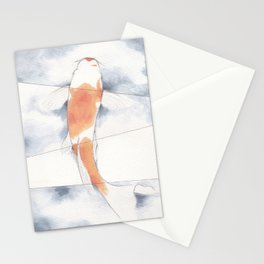 Stripped Stationery Cards