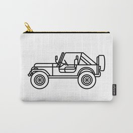 jeep - wear an icon Carry-All Pouch