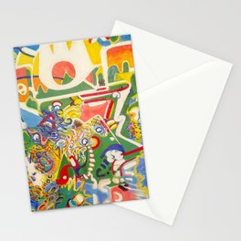 Who Does Your Love Serve? Stationery Cards
