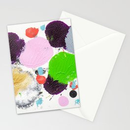 Art abstract 2 Stationery Cards