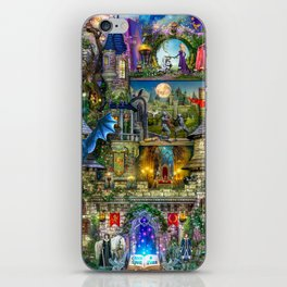 Once Upon a Fairytale iPhone Skin