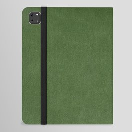 Sage Green Velvet texture iPad Folio Case