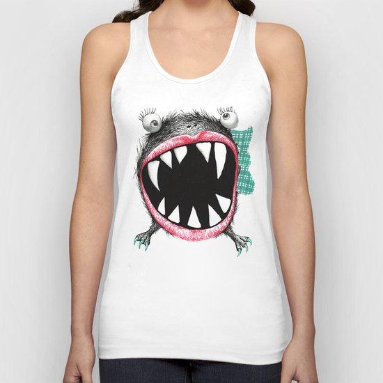 monster girl Unisex Tank Top