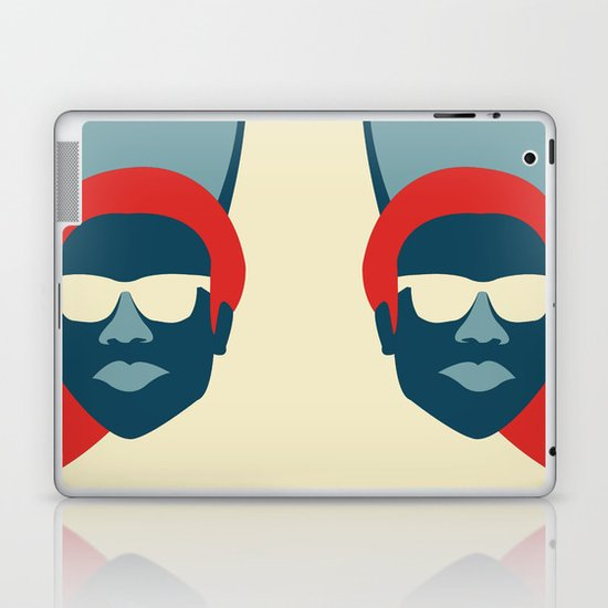 Donald Laptop & iPad Skin