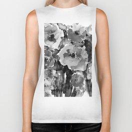 Floral Enchantment No.17D by Kathy Morton Stanion Biker Tank