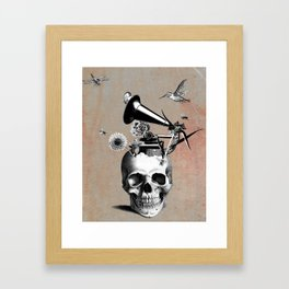 Song for the Dead Framed Art Print