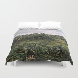 Bali Tegalalang II , Indonesia Duvet Cover
