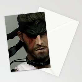 Snake Eater Stationery Cards