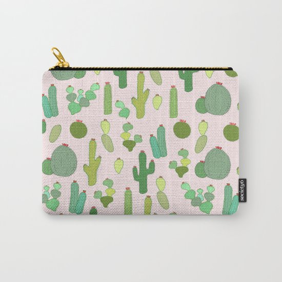 NEW Cactus!! Carry-All Pouch