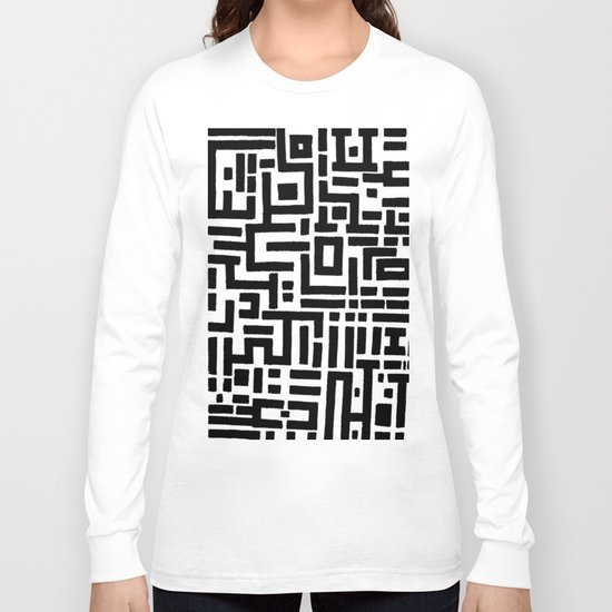 Trip Hop In The City Long Sleeve T-shirt