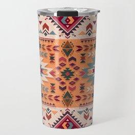 Navajo Design Travel Mug